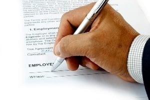 срочный трудовой договор образец