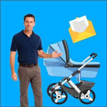 Полагается ли отпуск при рождении ребенка отцу