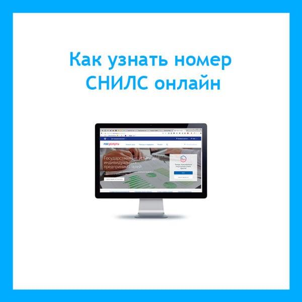 Узнать СНИЛС по паспорту онлайн в 2019 году