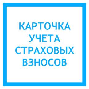 kartochka-ucheta-strakhovykh-vznosov