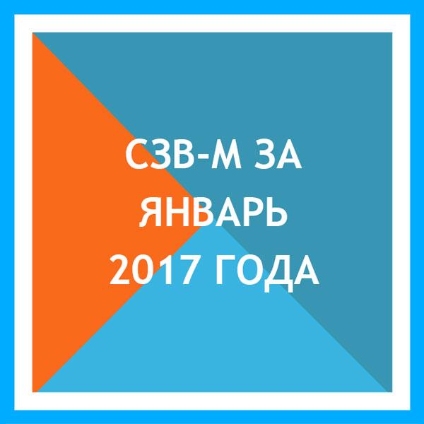 Инструкция по заполнению СЗВ-М в 2019 году