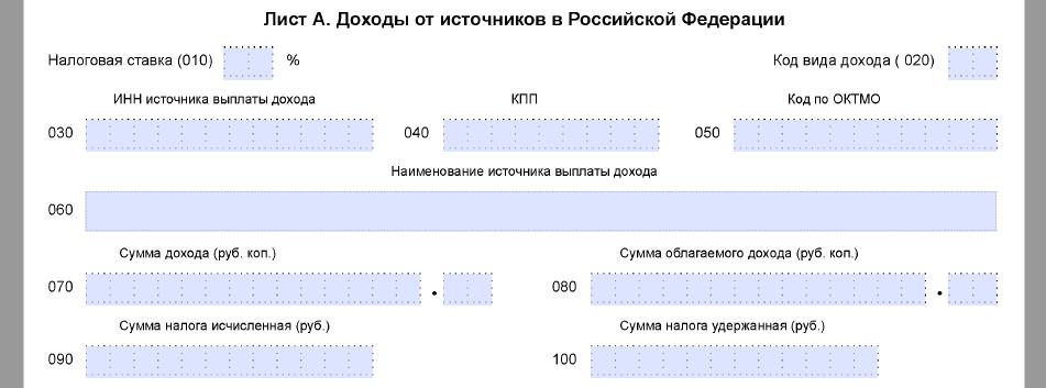 документы регистрация ооо образец 2019