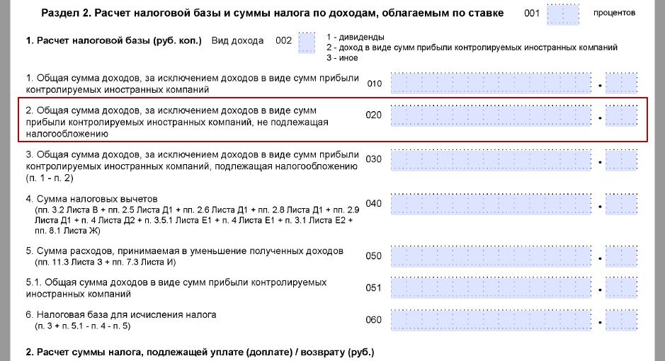 Материальная помощь до 4000 в декларации 3 ндфл регистрация ооо в налоговой инспекции i