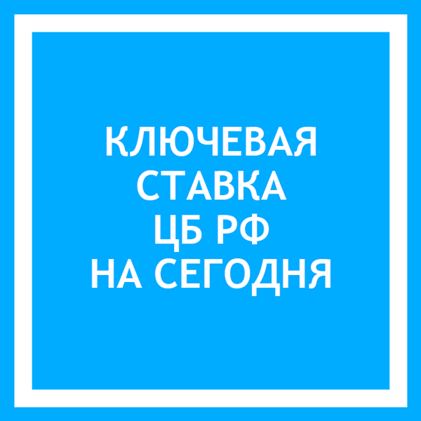 Изменения в ключевой ставке в 2019 году - КалендарьГода