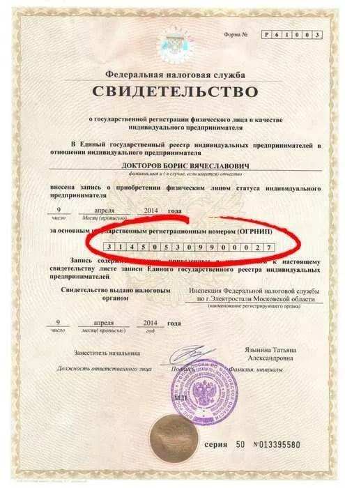 Датой регистрации ип считается декларация 3 ндфл при покупке квартиры в кредит