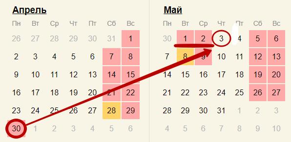 C:\Users\Вова\Desktop\БУХГУРУ\январь 2018\ВЕБ Декларация ИП по УСН за 2017 год сроки сдачи\aprel'-may-2018.png