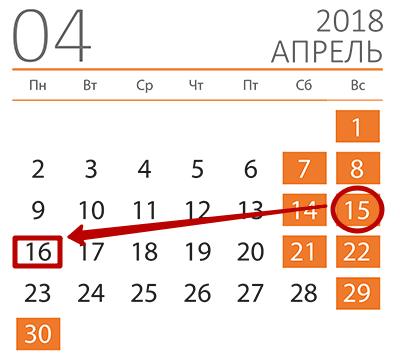 C:\Users\Вова\Desktop\БУХГУРУ\апрель 2018\ВЕБ СЗВ-М за март 2018 года форма и срок сдачи\aprel'-2018-kalendar'.png