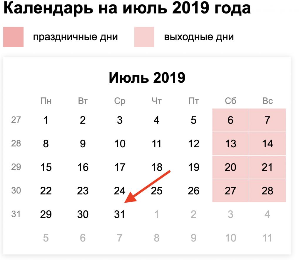 Новая форма расчета 6-НДФЛ с 2019 года