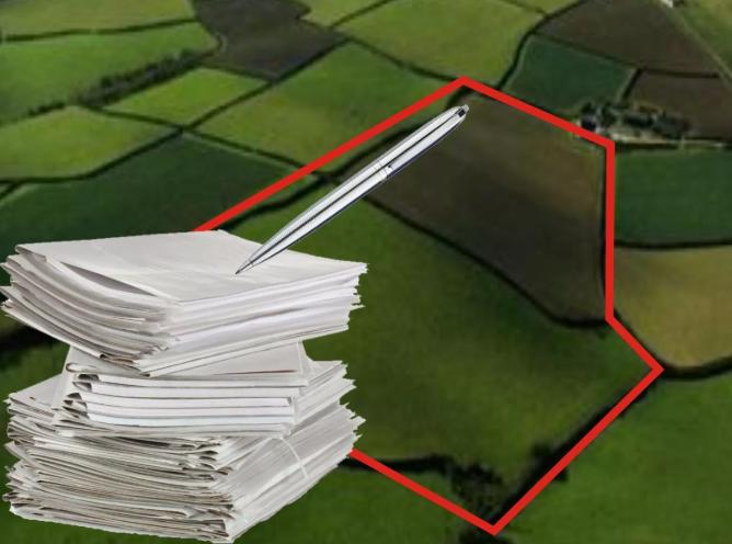 Документы подтверждающие назначение земельного участка